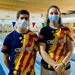 Image for the Tweet beginning: Afra Pujol i Daniel Campos