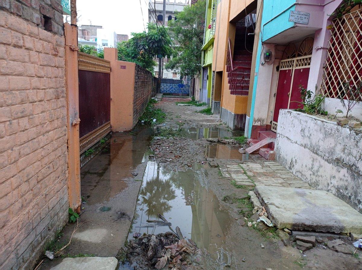 @PMOIndia @ShashiTharoor @NitishKumar @RahulGandhi @nitin_gadkari @Swamy39 @Muzaffarpur_SCM @MuzaffarpurS23 @BiharCsc @ZeeNewsEnglish  @ABPNews @republic @dennewsbgp @myogiadityanath #SwachhBharat  #muzaffarpurnow @DM_Muzaffarpur #cleanindia ward no 28 bhind sdo quarter