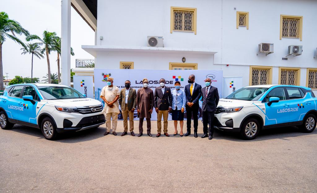 "The Lagos State Govt on Twitter: ""LAGOS SET TO PRODUCE BRAND NEW CARS, AS  SANWO-OLU SEALS AGREEMENT ESTABLISHING VEHICLE ASSEMBLY PLANT IN STATE •  Governor Unveils New Ride-Hailing Taxi Scheme • Vehicle"