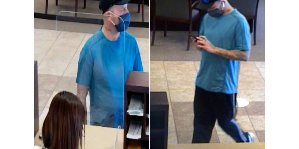 #BreakingNews @FBIPhoenix Violent Crimes Task Force worked with @PhoenixPolice to arrest Jeffrey Patterson, 45. He is accused of entering SIX #Arizona banks located in #Scottsdale , #Phoenix , #Tempe , #Chandler, and #Tucson. No one was injured in the robberies. @KOLDNews 2/2