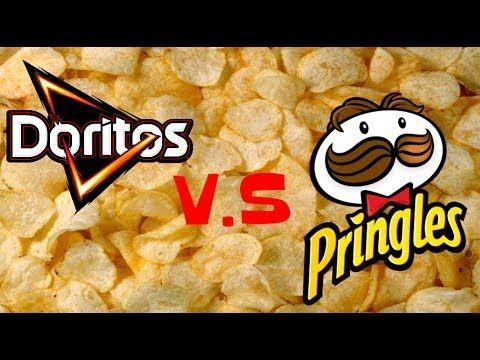Pringles or Doritos? #pringles #doritos #crisps #chips #food