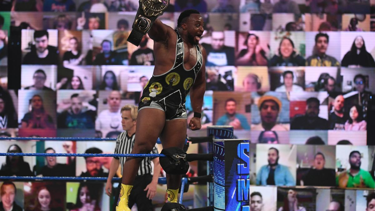 WWE Superstar Big E Is Bringing the Power of Positivity to Black History With Our Heroes Rock! https://t.co/iOjkvRMUtL https://t.co/OTxv5IHKxC