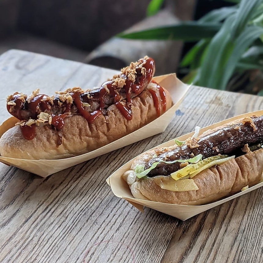 Hot dogs are back this Saturday from 12:00! First come first served!!! #SaturdayVibes #HotDogs #crystalpalace #westowhouse