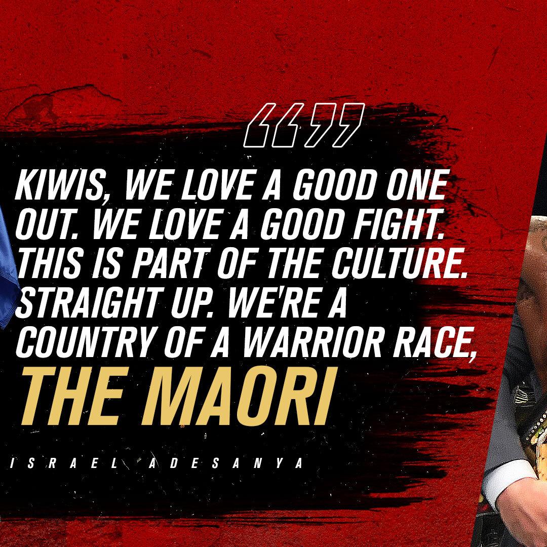 🇳🇿 New Zealand-raised...  #UFC259 | Saturday | BT Sport 2 HD https://t.co/9X2OXLvHFQ