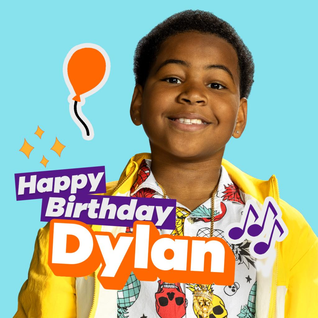 hope you have an amazing birthday @YoungDylan 🎤🎉