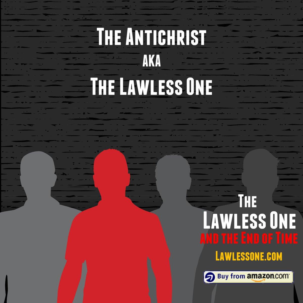 The Antichrist AKA The Lawless One #ad #antichrist #endtimes #armageddon #christianfiction #jesushttps://amzn.to/31A8gwv