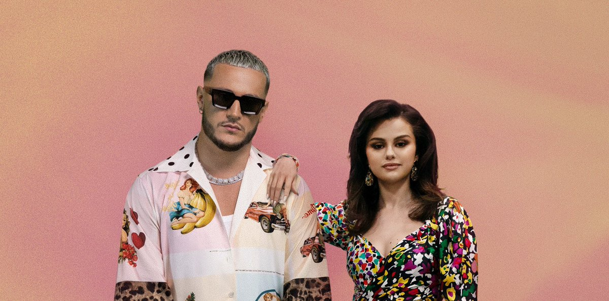More 🔥 from @djsnake x @selenagomez is here.  Turn up #SelfishLove: