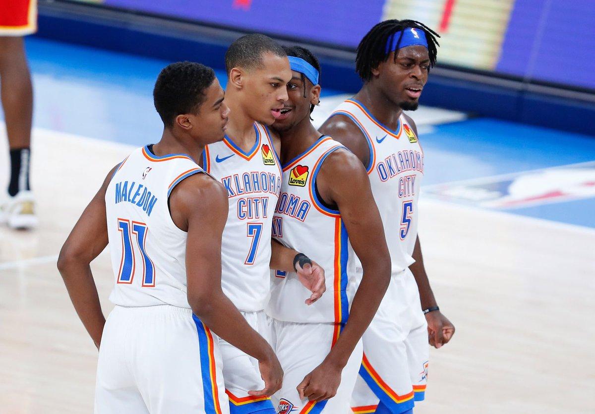 #NBA  🏀 #Thunder Vs #Spurs -6½ 🗑️ Total 220½ 🏀 #Heat Vs #Pelicans -2½ 🗑️ Total 227 🏀 #Kings Vs #Trail Blazers -5 🗑️ Total 237½  Who covers?  More here ➡️
