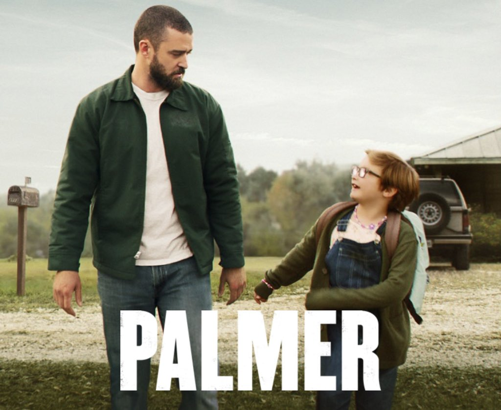 #Palmermovie Only known that @jtimberlake was a singer before😂Wow,He acts like a professional actor! Absolutely a great movie I've ever seen!!!🥰