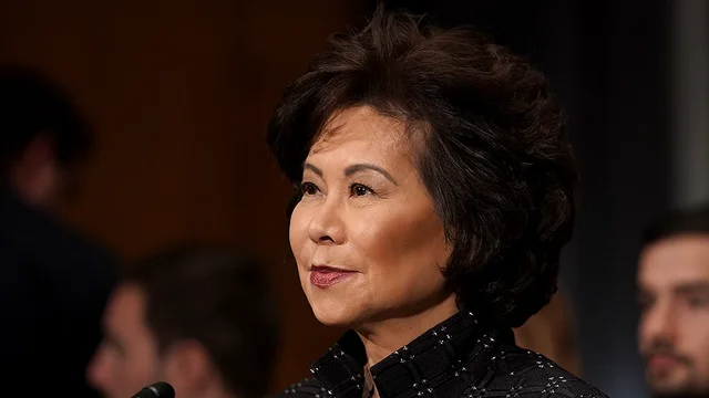 Justice Department declined to take up Chao ethics probe https://t.co/0mBYD3tp1c https://t.co/itFAeQ5HFO