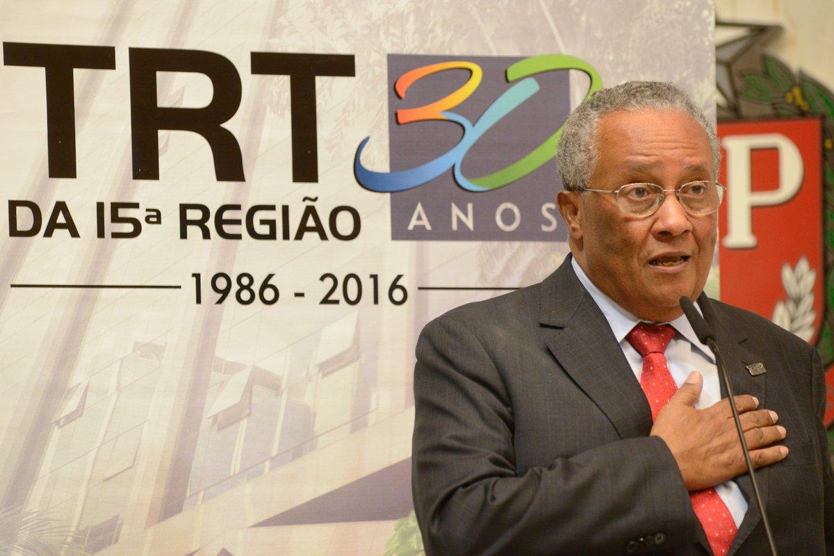 #TBT Em 2016, uma sessão solene realizada na #Alesp celebrou os 30 anos da criação do @trt_15_regiao 🎂 A cerimônia em homenagem ao segundo maior tribunal trabalhista do país contou com a participação de deputados, juízes e representantes do @mpsp_oficial e @cfoab 👥