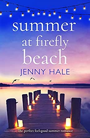 #WorldBookDay #BrannockBookClub Mrs Burke says - my favourite book is Summer at Firefly Beach by Jenny Hale. It's about Hallie who loves spending her summers at Firefly Beach at her Aunts home. After her aunt dies, Hallie is left with a bucket list that she wrote as a child.