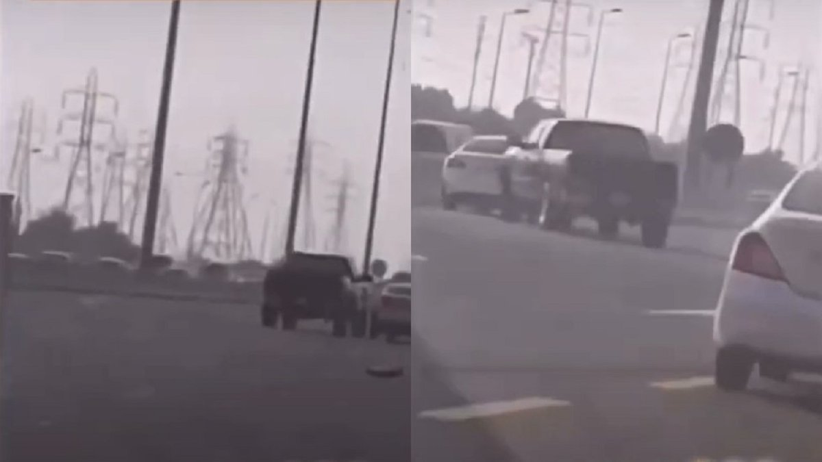 🎥 شاهد شاب يغازل فتاة ويفحط بسيارته أمامها على طريق عام بالكويت  https://t.co/oghtrGJTiH https://t.co/5HxZ8NA2cy