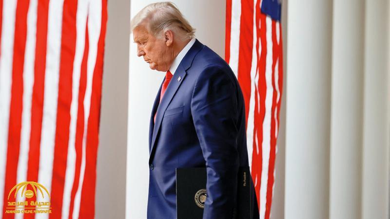 """🔥 """" ترامب"""" يكشف عن سبب تنكيس العلم الأمريكي فوق """"البيت الأبيض""""  https://t.co/qILgC6tYgL https://t.co/YsshwAVUNl"""