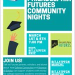 Image for the Tweet beginning: Join @phillyfutures on 3/8 for