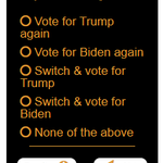 Image for the Tweet beginning: THERE'S STILL TIME TO VOTE