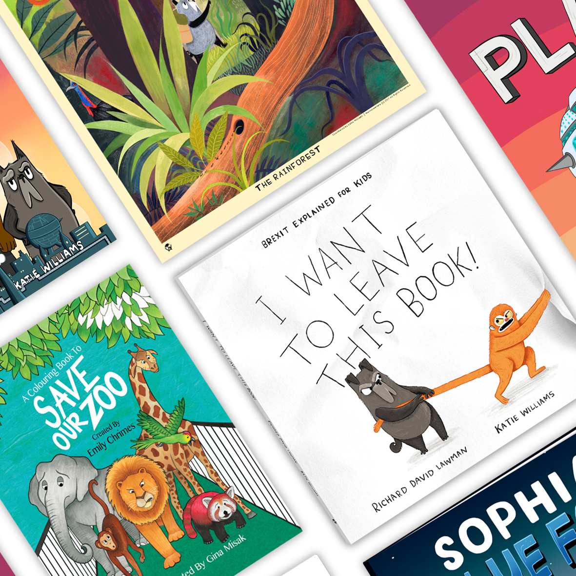 Happy #worldbookday!  Thank you so much to everyone who has bought one of our books, backed a project or entered one of our competitions in the last year. It's been a tough one as a small independent publisher and we couldn't do it without you 💚  What are you reading today?