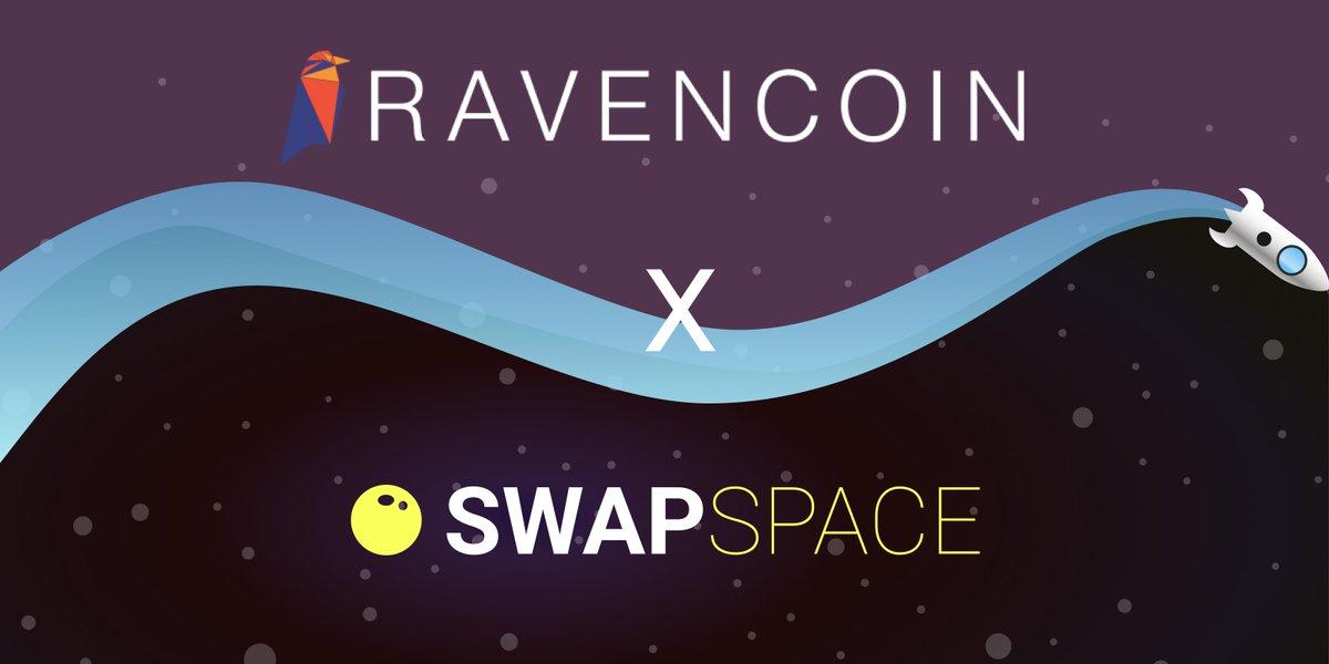Tweet by @SwapSpaceCo