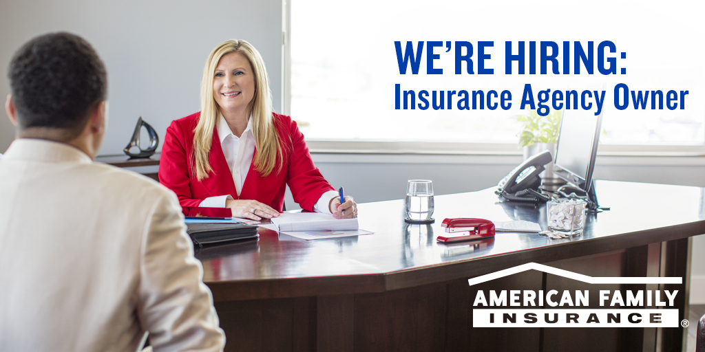 .@AmFam agency owners are trusted, caring advisors. They inspire, protect and restore the dreams of our customers. To us, protecting dreams is just as important as pursuing them. Apply today and make an immediate impact in St. Louis, MO!  #iWork4AmFam