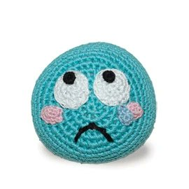 Sad Face Toy! Visit:  #dogsoftwitter #dogproducts #puppy @PoshPuppy