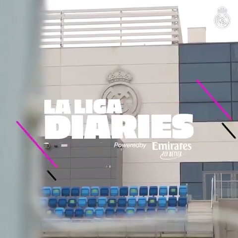 🎥 ¡Ha vuelto LaLiga Diaries! 🌟 Partidazo 🆚 @edflogronofem con los goles de... 👏 A super performance and two goals courtesy of... ⚽ @Mcardona10 ⚽ @ChiAlreadyKnow @emirates | #HalaMadrid