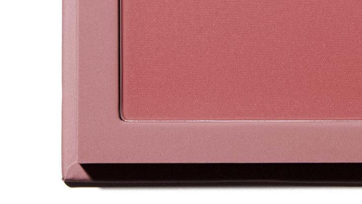 Rose Quartz Blush: A matte mid-tone warm rose shade
