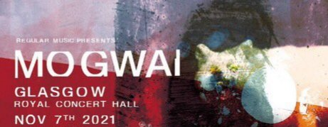 Reminder .... Set your alarms 🕙 @mogwaiband tickets go on sale 10am tomorrow For their hometown show GRCH on Sun 7 November! t-s.co/mogw6