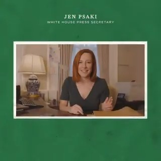 Press Secretary Jen Psaki is back again to answer your questions. This week, she's discussing everything from our vaccination progress to her favorite part of the job. Check it out: