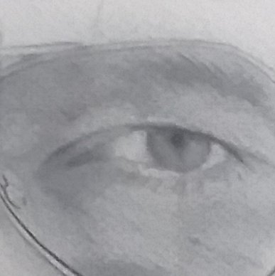 Evening all can u guess who I'm painting atm #guesswhoportrait