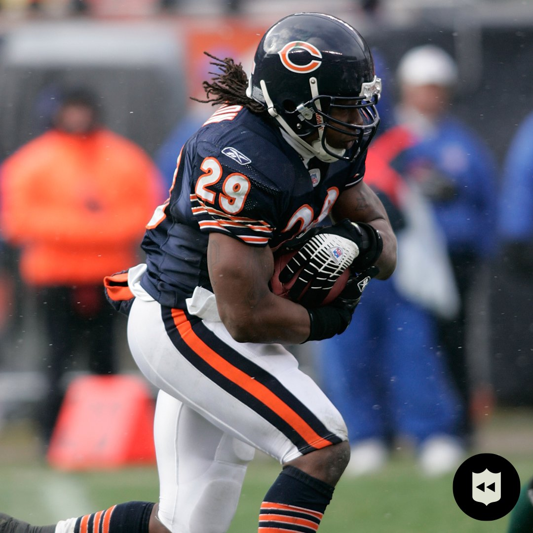 2007 was @adrianpeterson's rookie year.  It was also a career year for another NFC North player: @ChicagoBears RB Adrian Peterson @apgsu3
