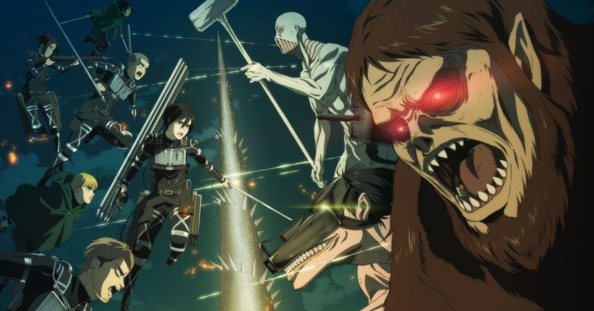 #AttackOnTitan has set up a devastating three way war with its latest episode!