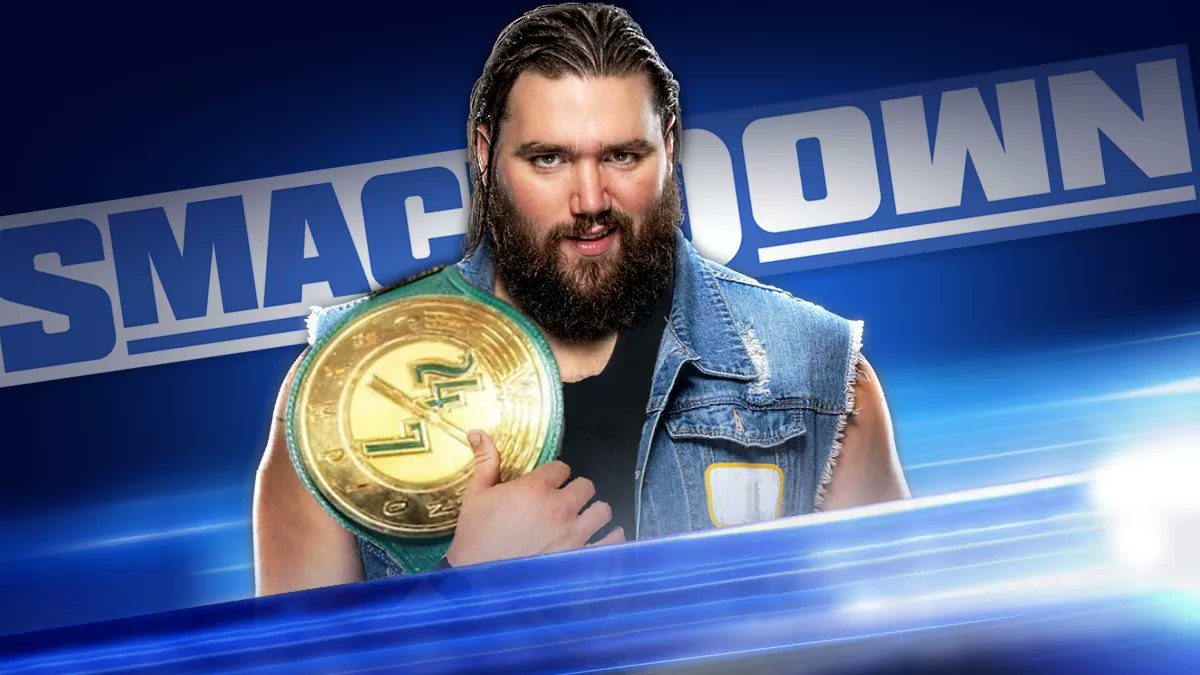 BREAKING NEWS: SmackDown General Manager Paul Heyman has announced all of the matches taking place on #SmackDown this Friday! Featuring the WWE 24/7 Champion Tucker defending his title in an open challenge & Charlotte Flair will go one on one with Tamina!
