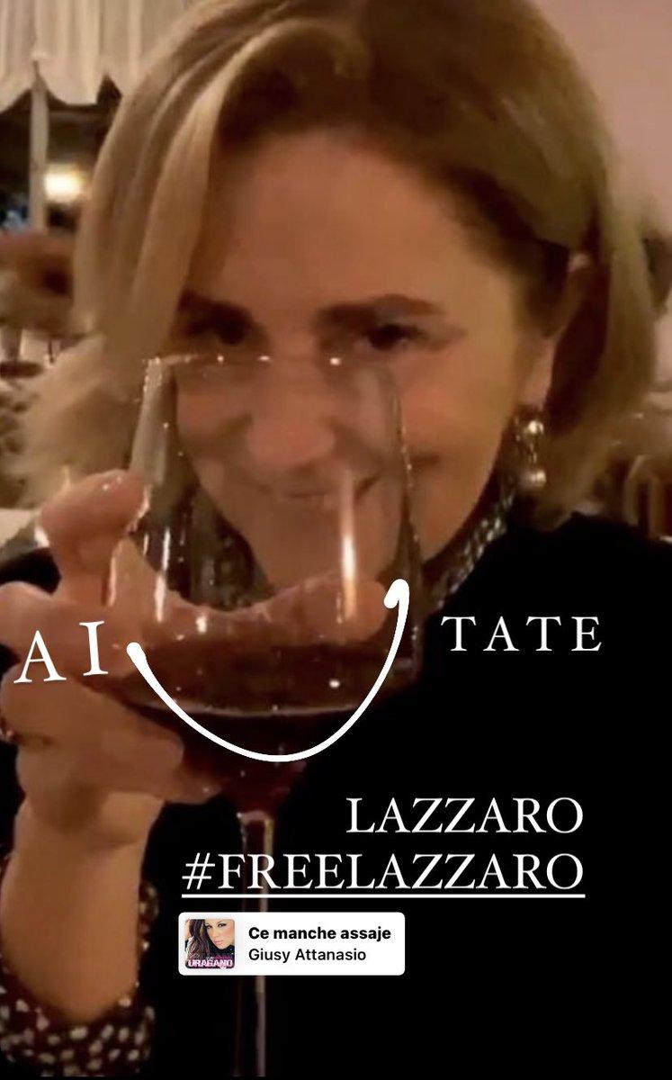 #freeLazzaro