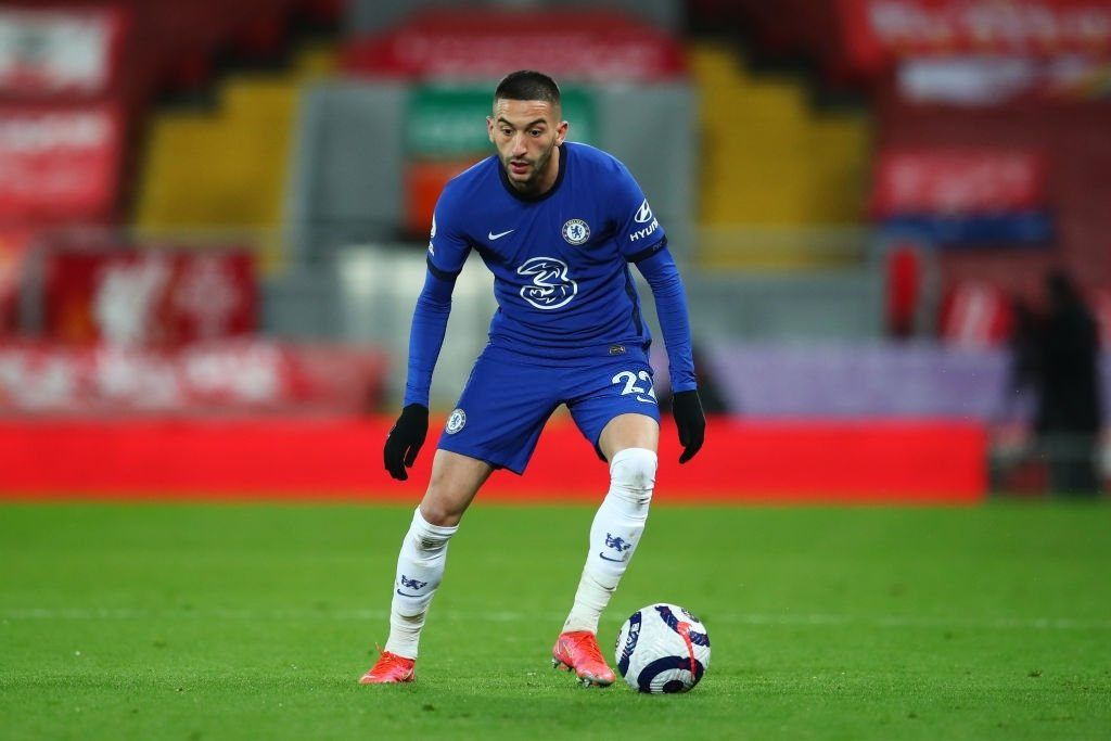 Support him in difficult moments.  Hakim Ziyech is gonna be an exceptional player for us.  #LIVCHE