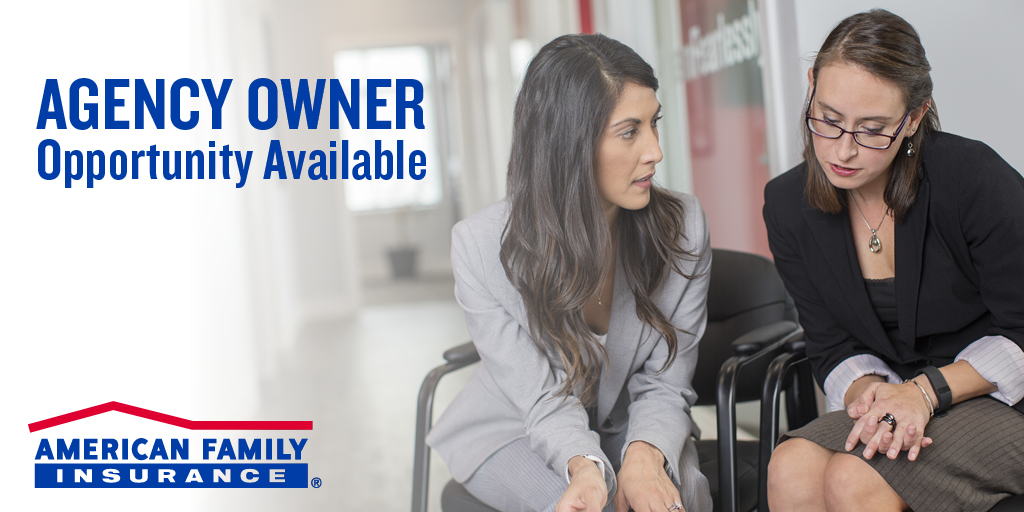 Business owner. Community leader. Protector of dreams. That's what makes an @AmFam agency owner. If you're looking for an opportunity to build a business and own your future — we're interested in you for this opening in CLEVELAND, OHIO.   #iWork4AmFam