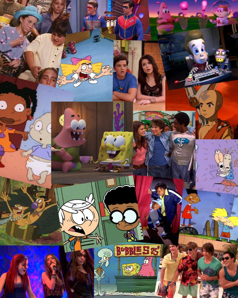 best way to spend the day? watching all of your favorite Nick shows, streaming now on @ParamountPlus 💙
