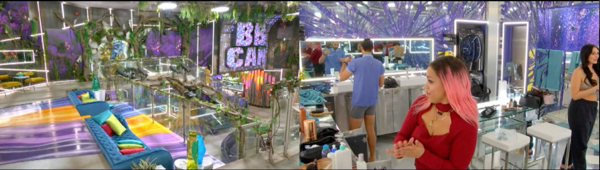 Replying to @89razorskate20: Quick Feed Leak, HGs seem to be getting ready for the eviction! #BBCAN9