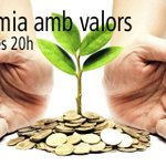 Image for the Tweet beginning: Avui a les 20h, #Economiaambvalors