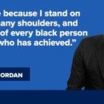 Image for the Tweet beginning: Vernon Jordan had a rare