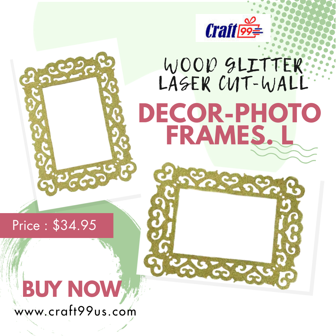 DECOR-PHOTO FRAMES... Visit-  #party #wedding #specialoccasion #partydecoration #craft99us