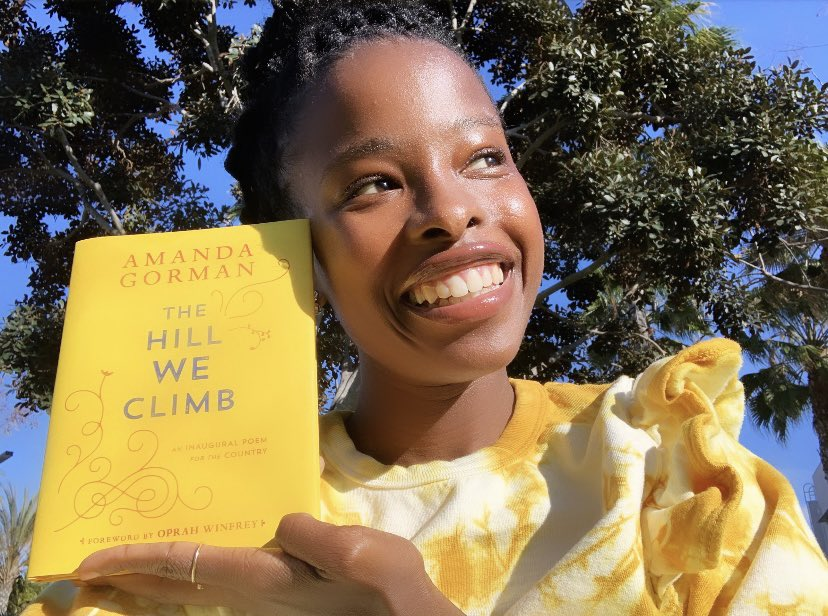 Happy World Book Day! And wow today I held my first advanced copy of the special edition of my inaugural poem. Pre-order yours below & let me know if it makes you smile this big too! 💛✨