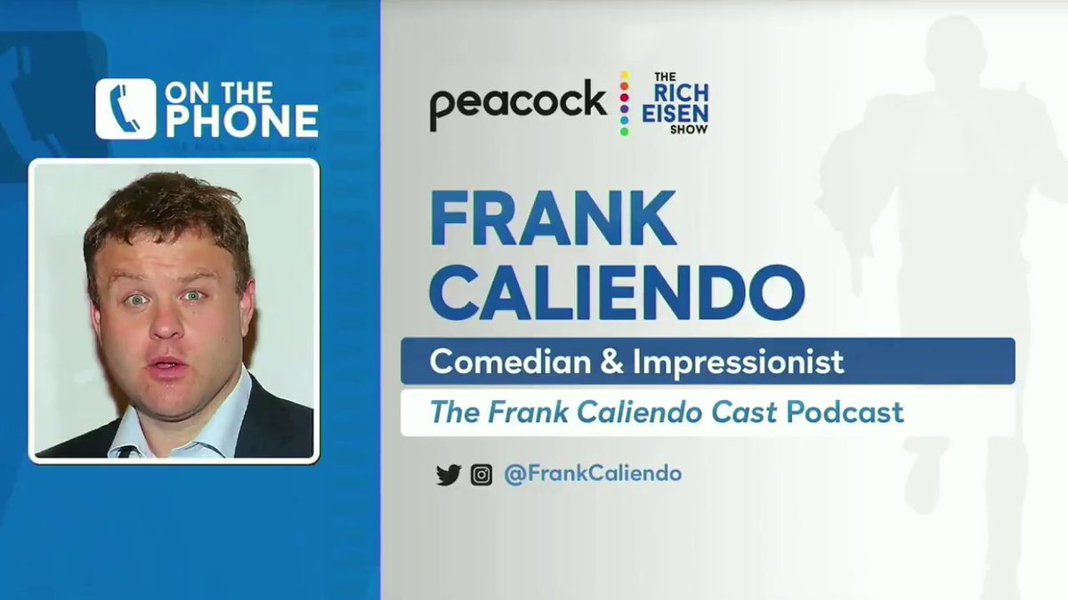 .@FrankCaliendo helped kick off the @BruceArians online event last week and told us how he helped the #GoBucs head coach land @TomBrady.....OK, not really:  #NFL #SuperBowl