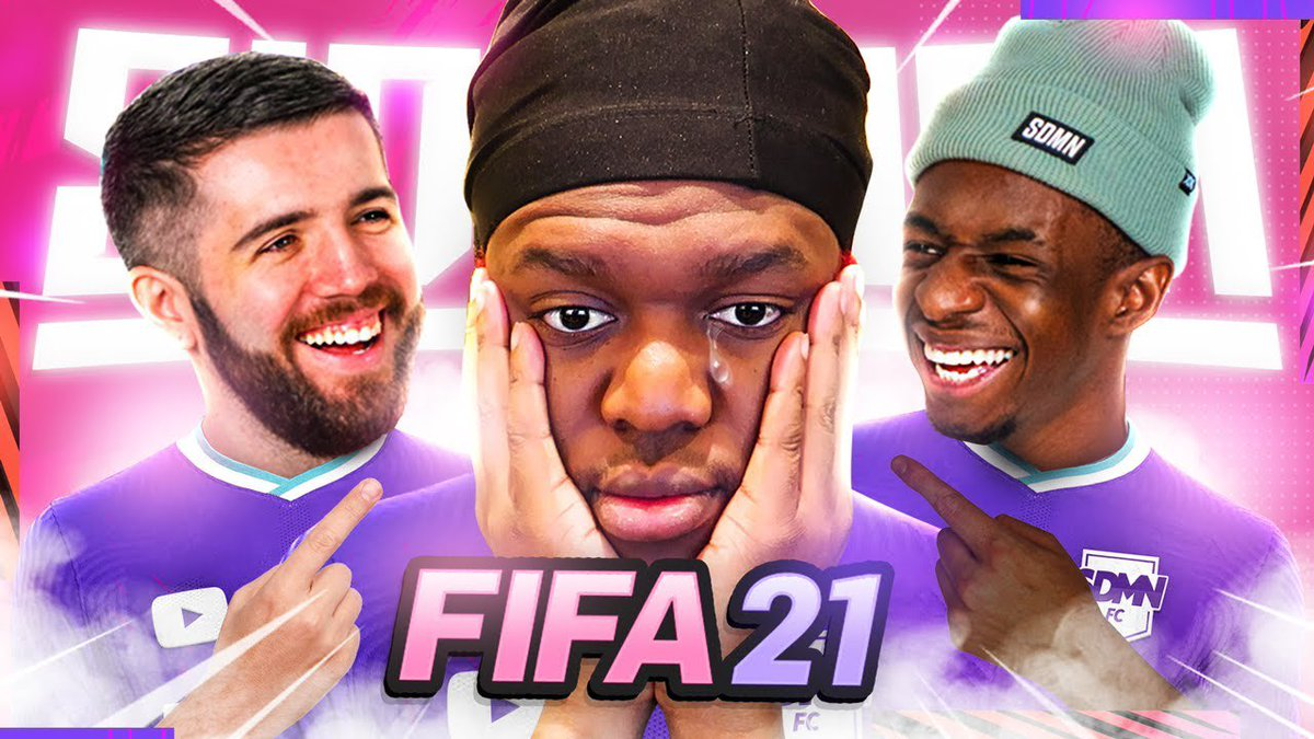 The Sidemen laugh at KSI for 25 minutes straight youtu.be/CaNLIsz5kOw #SidemenGaming