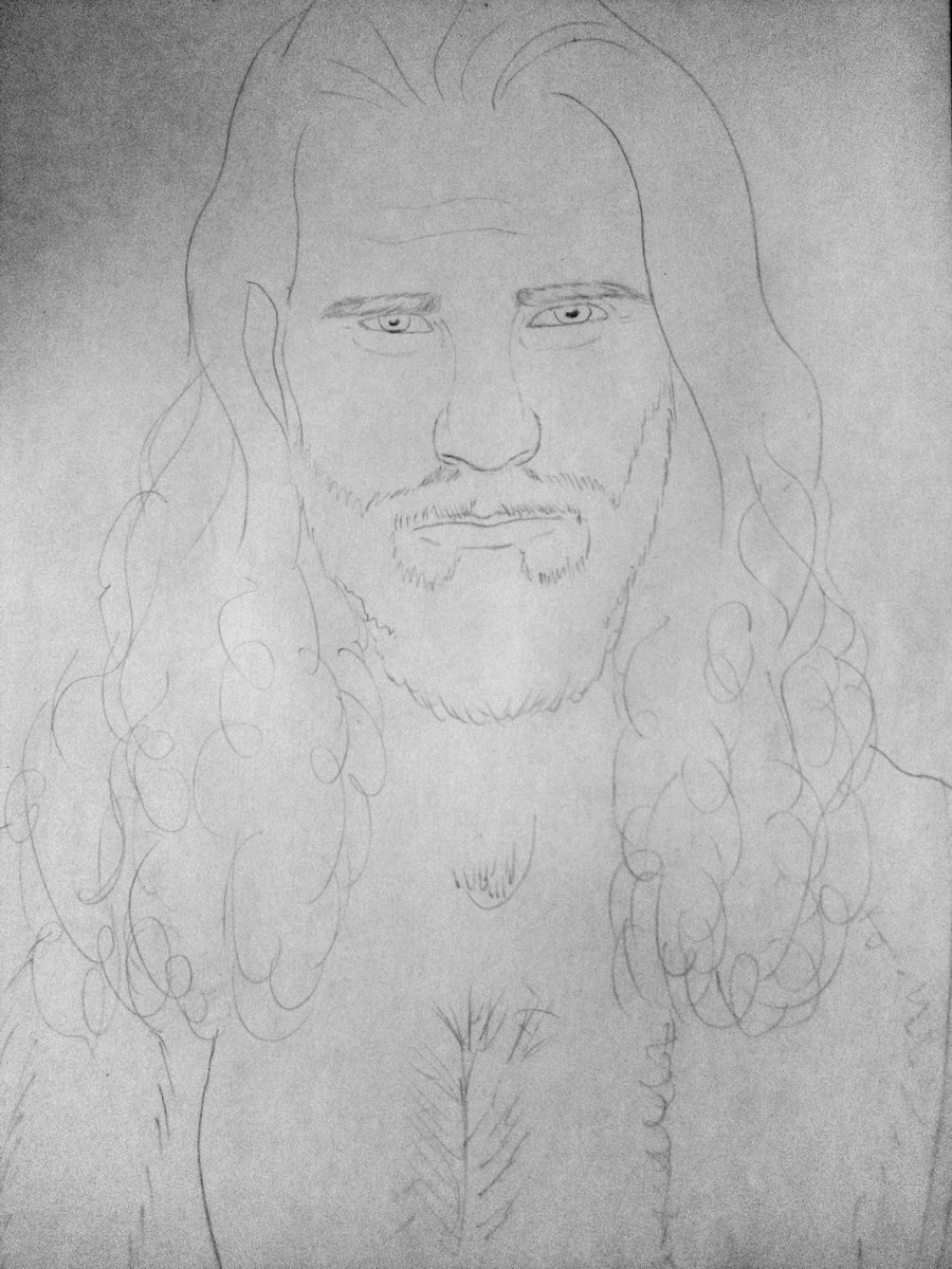 Je vais essayer de le finir 😏😍 @WWERollins ❤️ #SethRollins #WWE #WWERaw #Raw #CatchRaw #SDLive #Smackdown #SmackdownAB #Thunderdome #Fanart #Drawing