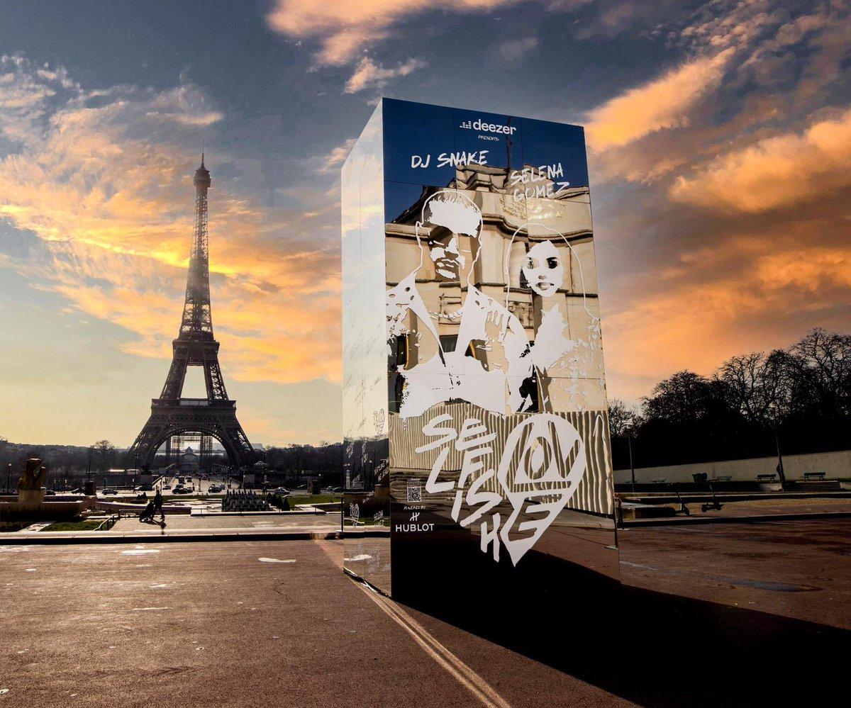 Replying to @djsnake: Paris ❤️