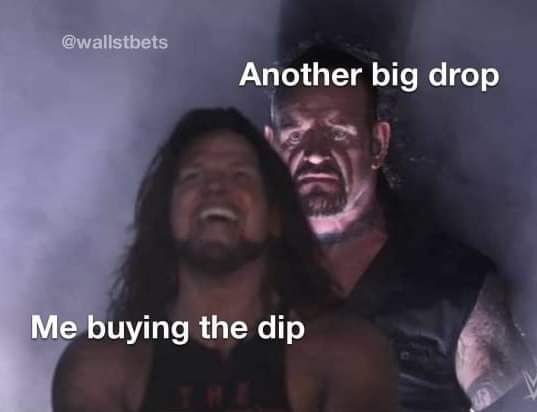 Like if you know this #pain 😂 #memes #investing #stockmemes #daytrader #invest #investor #finance #bearish #marketcrash #buythedip #cryptocurrency #stonks #stockmarketcrash #wallstreetbets #wsb #ETH #financememes #trading #stockmarket #bitcoin #crypto #wallstreet #stocks #stock