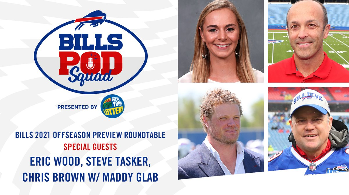 Listen to Bills Pod Squad wherever you get your podcasts!   🎧: