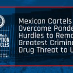 Image for the Tweet beginning: NEW: Mexican cartels adjusted to