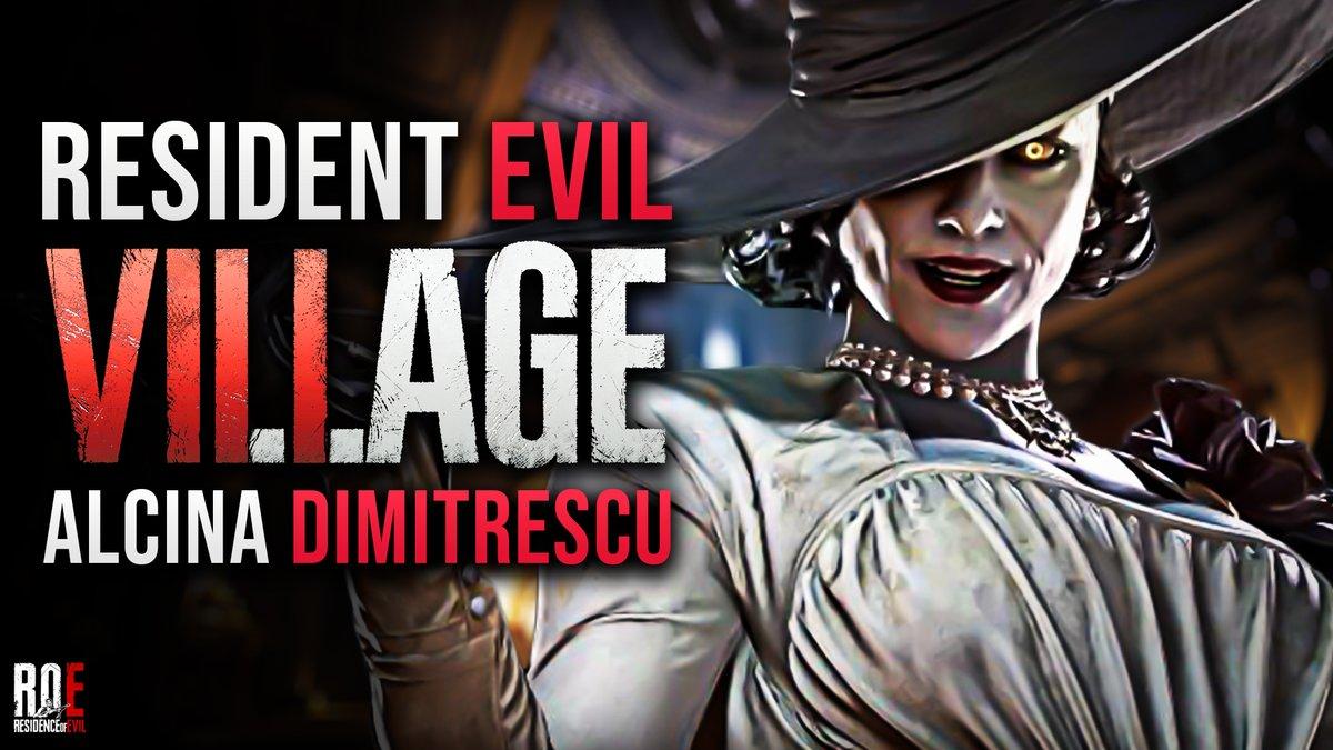 RESIDENT EVIL 8: VILLAGE || ALCINA DIMITRESCU & DAUGHTERS | ANALYSIS & INSPIRATIONS  WATCH:   _________ #ResidentEvill #ResidentEvilVillage #ResidentEvil8 #REVillage #RE8 #AlcinaDimitrescu