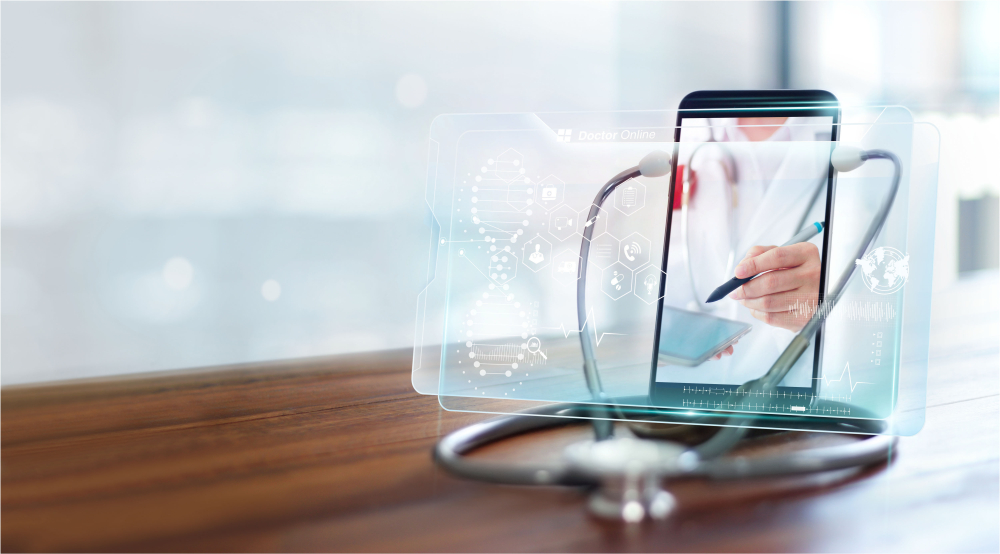 Telehealth brands are increasingly offering digital support with online and in-home solutions to support the needs of patients more comfortable at home.  @ro @DispatchHealth @HealApp #telehealth